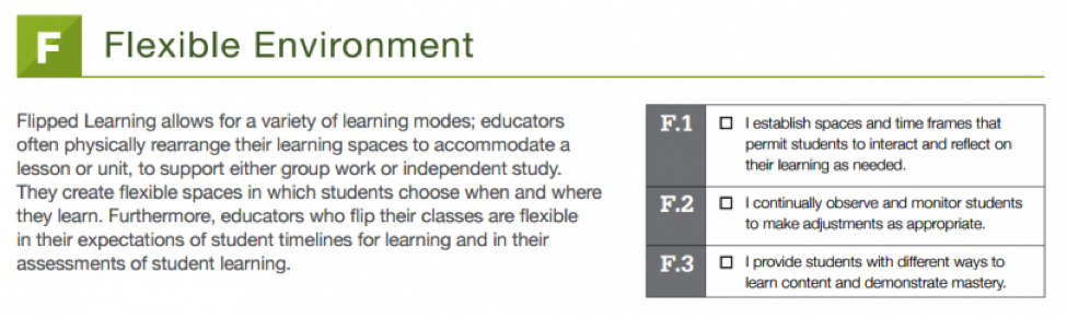 What, Why, and How to Implement a Flipped Classroom Model