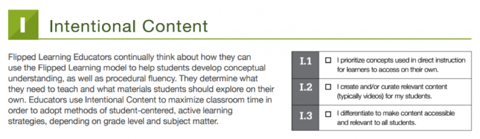 What Why And How To Implement A Flipped Classroom Model